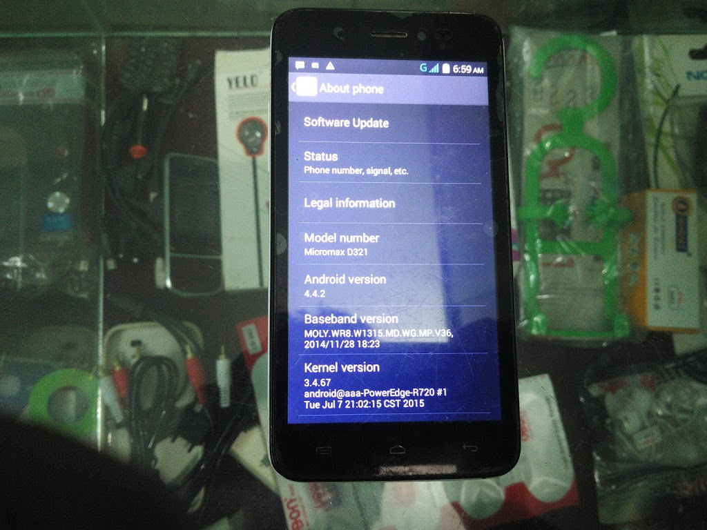 Photo of Micromax D321 software flashing or bootloop issue and stuck logo only