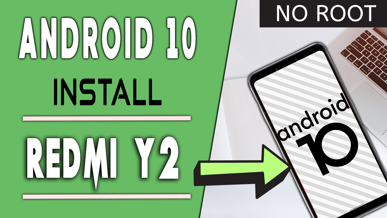 redmi y2 rom android 10