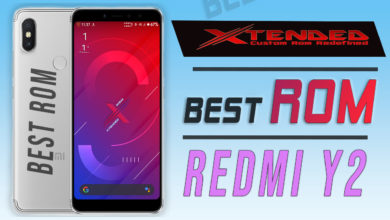 Photo of redmi y2 msm extended rom| best custom rom |