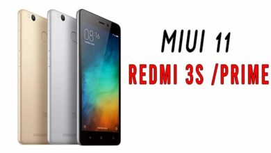 Photo of Redmi 3s update into miui 11 officail methed ! No Root ! with locked bootloader !