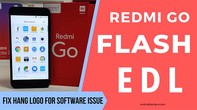 redmi go flash firmware