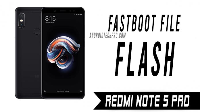 fastboot-flale-redmi-note-5-pro