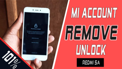 Photo of Redmi 5A | Mi account remove | Forget password / MIUI 11 / latest version support | Working 100%