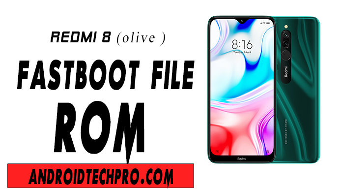 redmi 8 rom file download