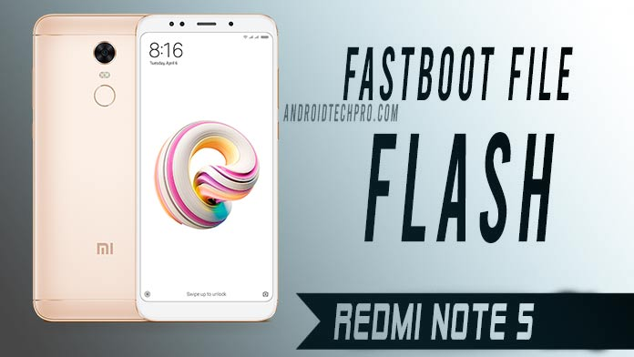 fastboot-flale-redmi-note-5