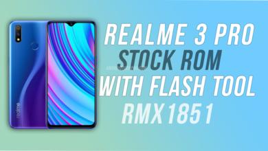 realme 3 pro stock rom