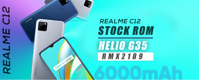 stock rom download for realme c12