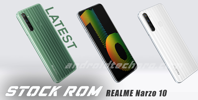 Realme Narzo flash file