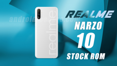 realme 10a stock rom download