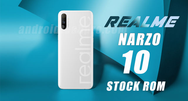 realme 10a stock rom download