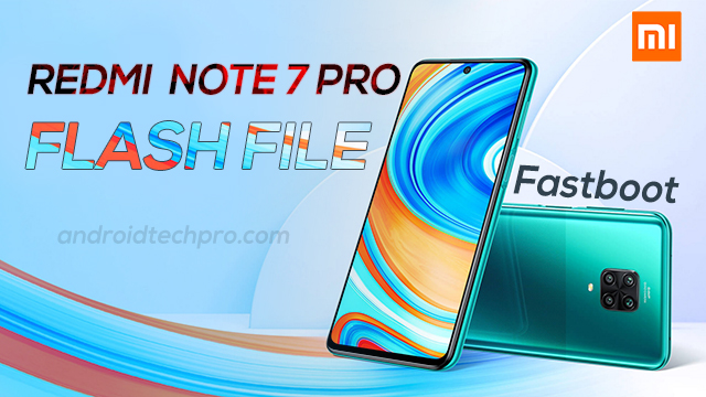 flash fil;e for redmi note 9 pro