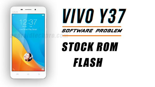 vivo y37 flash file