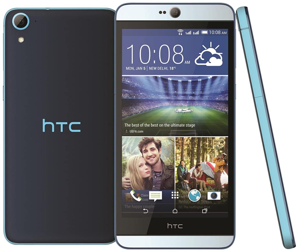 HTC Desire 826 Flashing with Recovery Mode