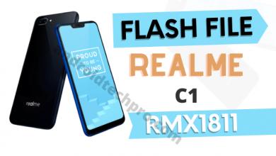 realme c1 flash file