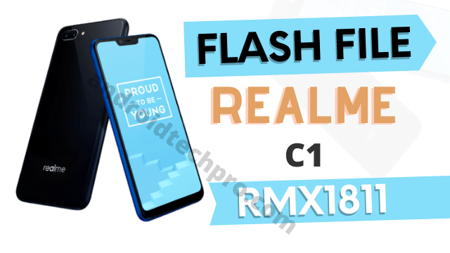 realme c1 flash file