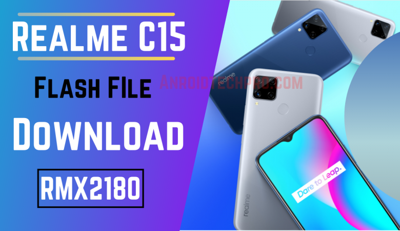 Realme c15 Stock rom download