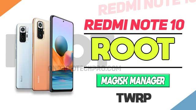redmi note 10 root file