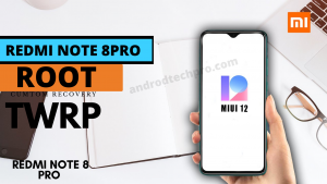 how to root redmi 8 pro