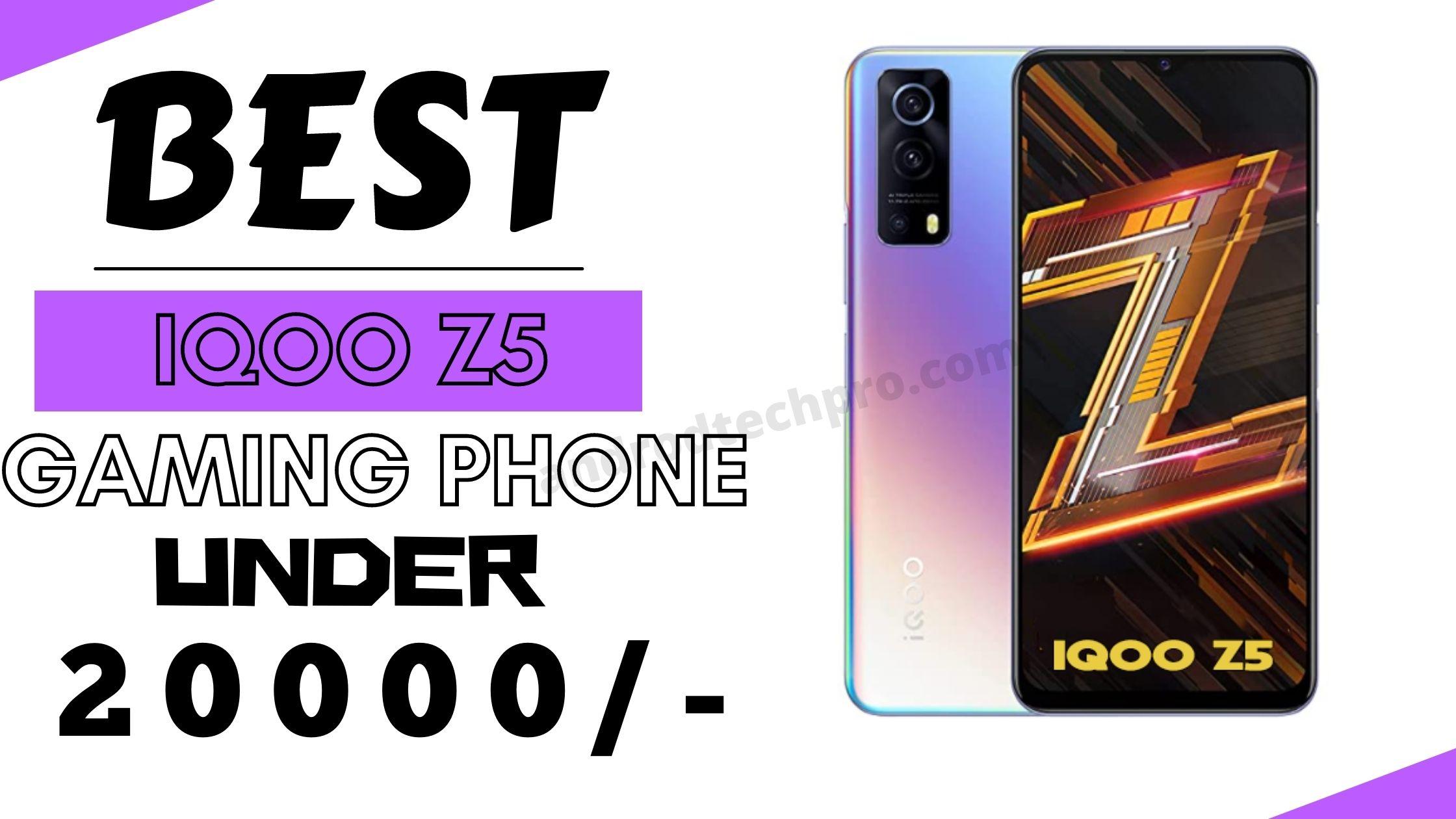 bEST GAMING PHONE UNDER 20000