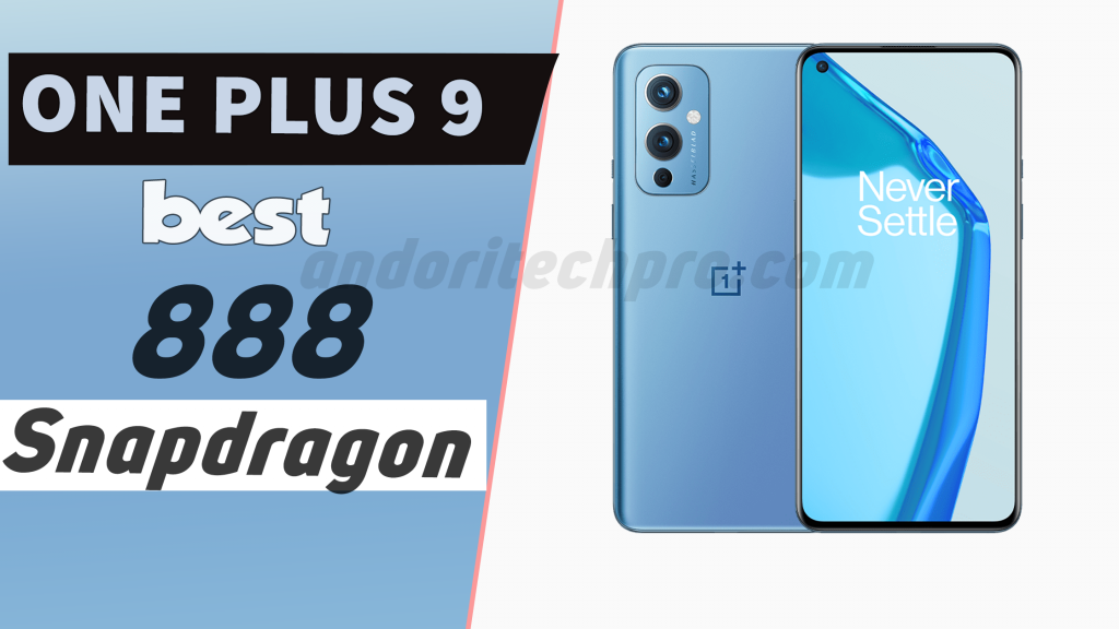 oneplus 9 with snapdragon 888