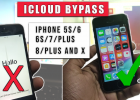 IPHONE icloud bypasss